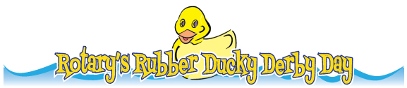 Rotary's Rubber Ducky Derby Day